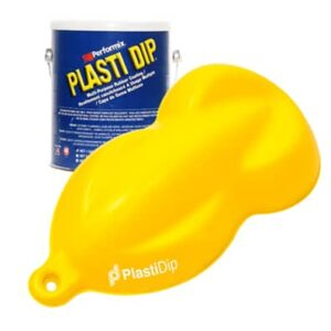yellow galon plastidip